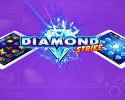 Diamond Strike เกมสล็อตเพชร
