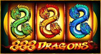 เกมสล็อตออนไลน์ 888 Dragons