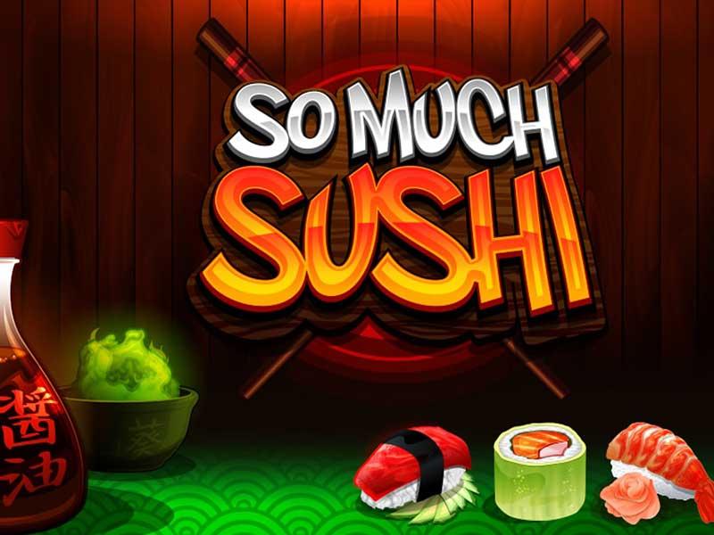 UFA แนะนำเกมสล็อต So Much Sushi พักผ่อน อิ่มอร่อย ไปกับเกมสล็อต ซูชิ
