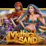 รีวิวเกมสล็อต Mythical Sand